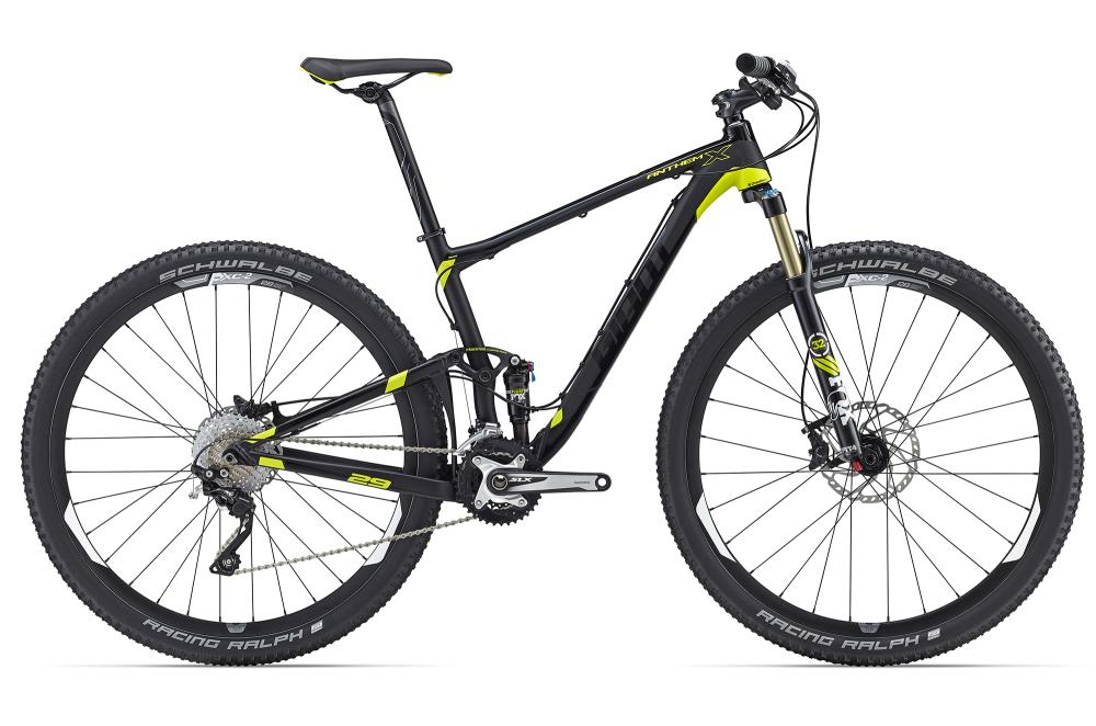 GIANT Anthem X 29er Black S - Bergmann Bike & Outdoor