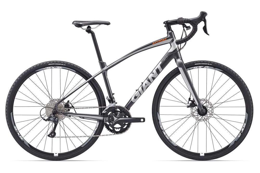 GIANT AnyRoad 2 Charcoal S - Bergmann Bike & Outdoor