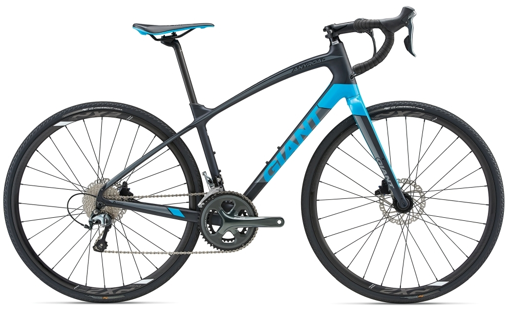 GIANT AnyRoad Advanced GE L Dark Blue L - Fahrradhaus Haske