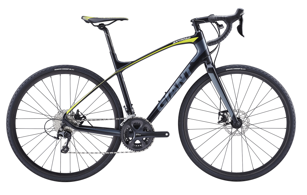 GIANT AnyRoad CoMax Deep Blue S - Bergmann Bike & Outdoor
