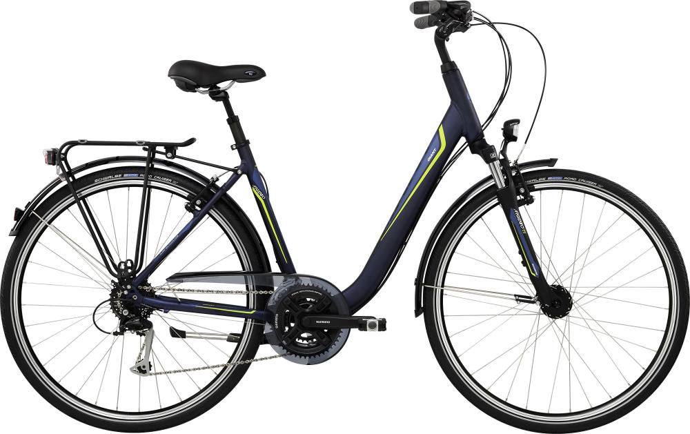GIANT Argento 2 LDS Midnight Blue/Lime S - Bergmann Bike & Outdoor