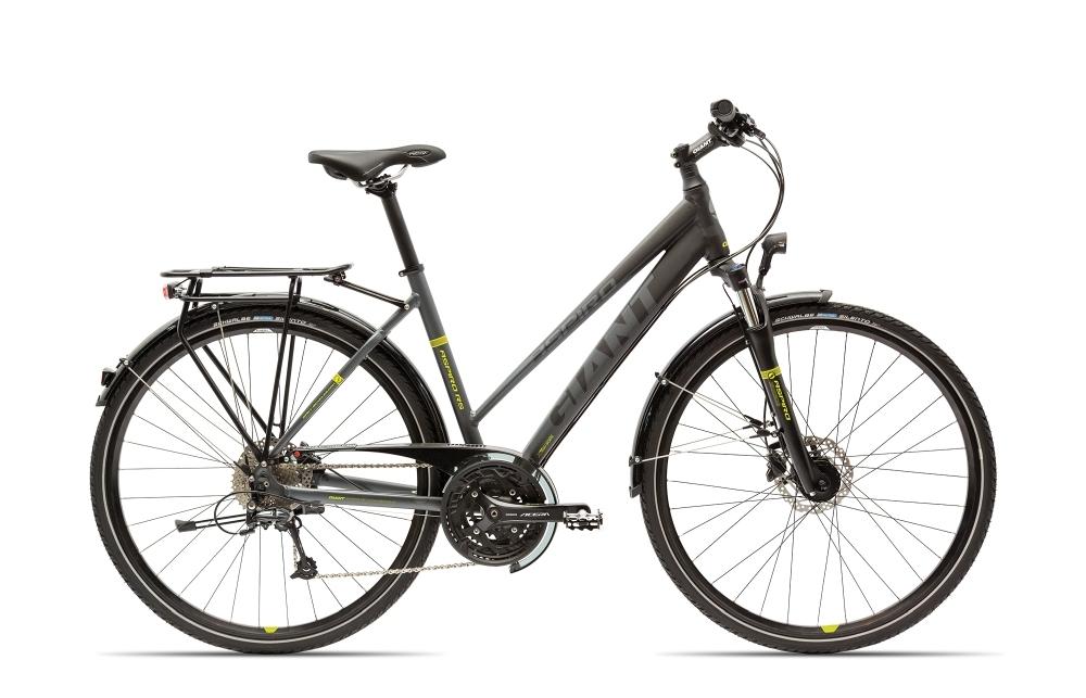 GIANT Aspiro 2 STA L Black/Lime L - Fahrradhaus Haske