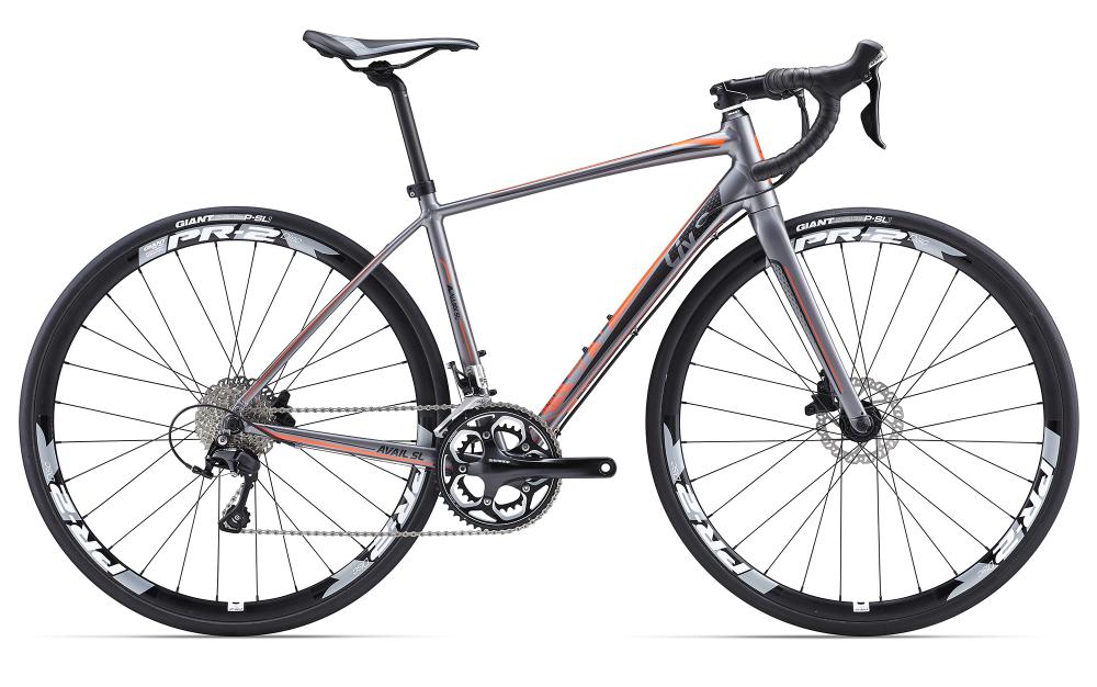 LIV Avail SL 1 Disc-CDB Dark Silver XS - Bergmann Bike & Outdoor