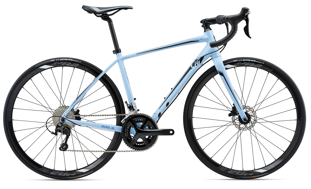 LIV Avail SL 1 Disc L Light Blue L - Bergmann Bike & Outdoor