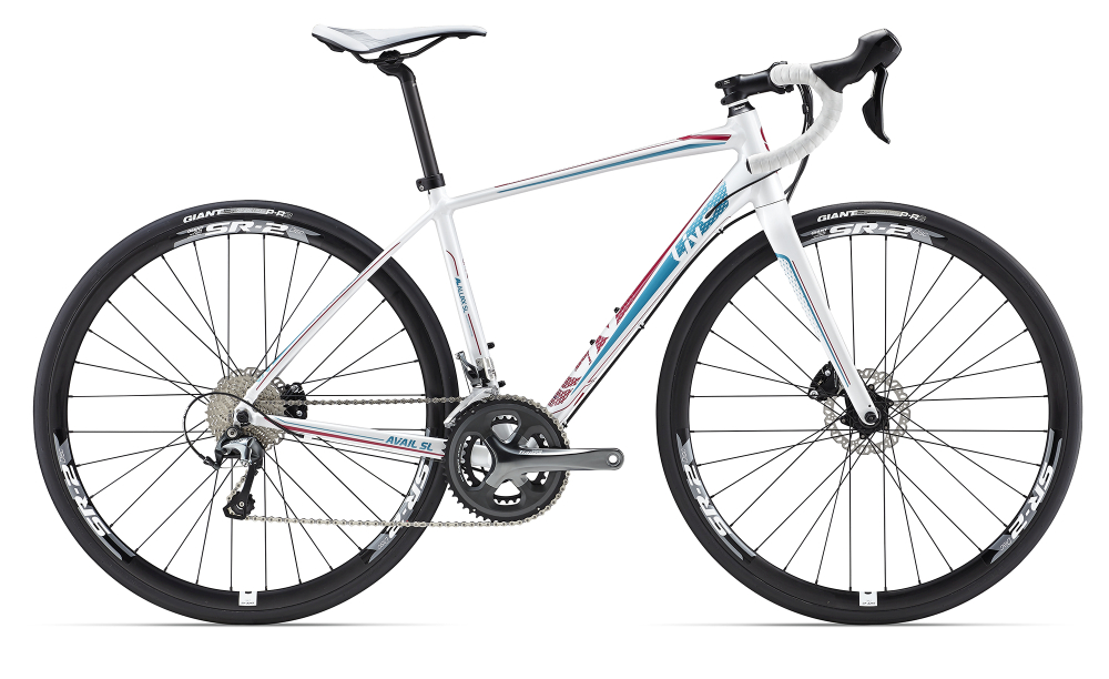 LIV Avail SL 2 Disc-HRD Pearl White XS - Bergmann Bike & Outdoor