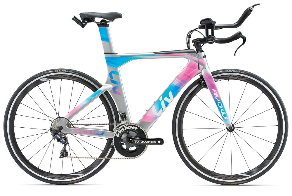 LIV Avow Advanced M Silver M - Bergmann Bike & Outdoor