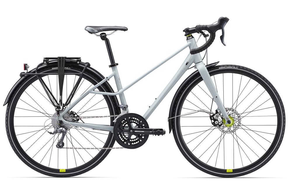 LIV BeLiv 2 City Grey XS - Bergmann Bike & Outdoor
