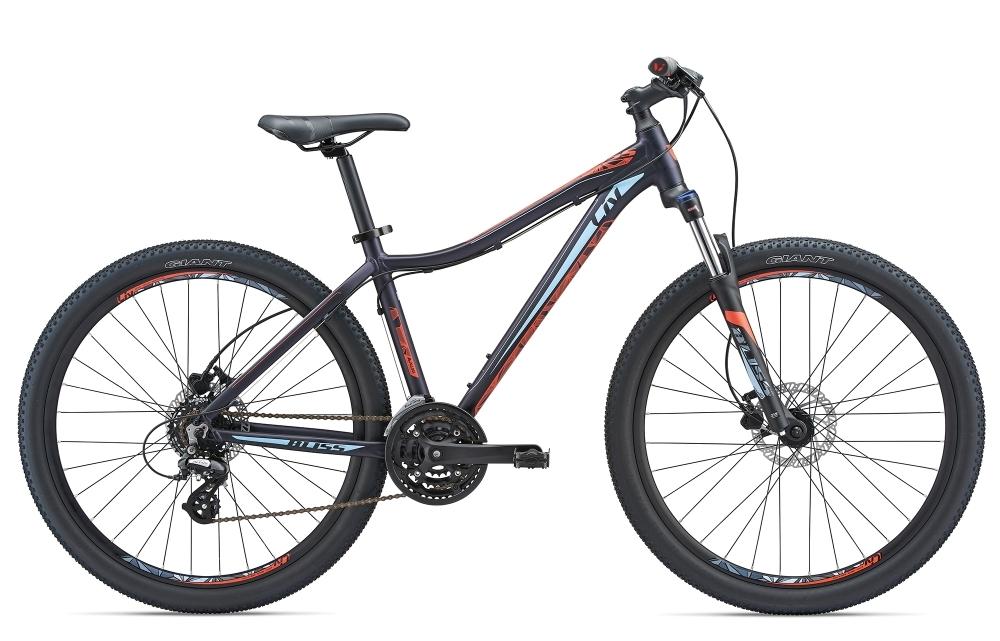 LIV Bliss 1 GE XS Dark Purple XS - Bike Maniac