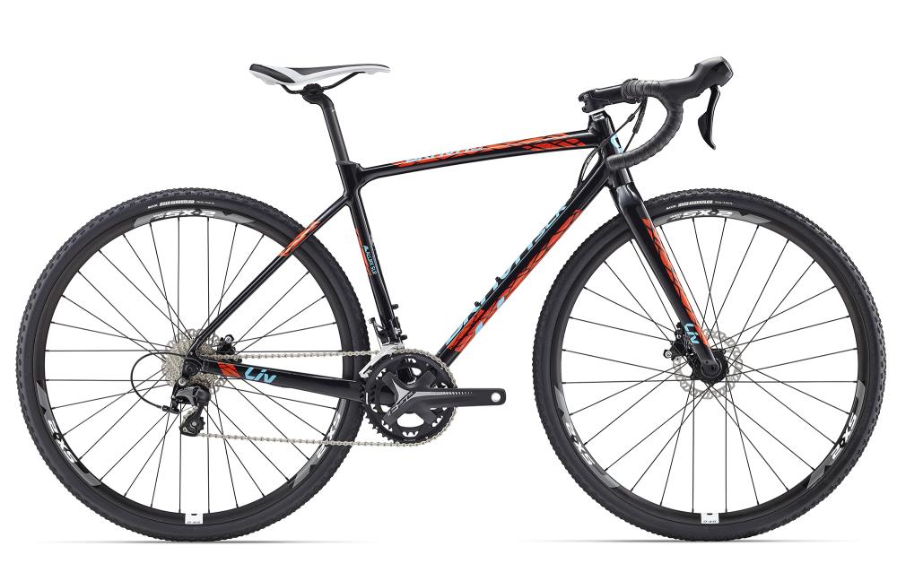 LIV Brava SLR Black XS - Bergmann Bike & Outdoor