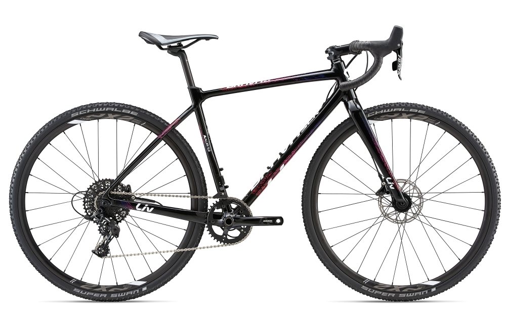 LIV Brava SLR M Black M - Bergmann Bike & Outdoor