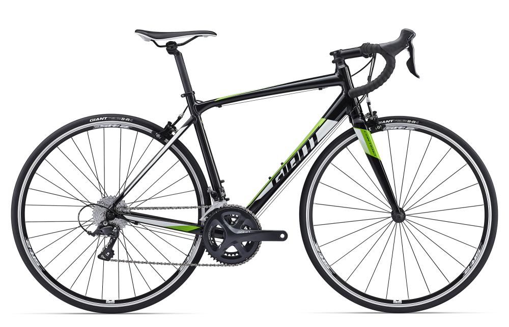 GIANT Contend 1 Black XS - Bergmann Bike & Outdoor