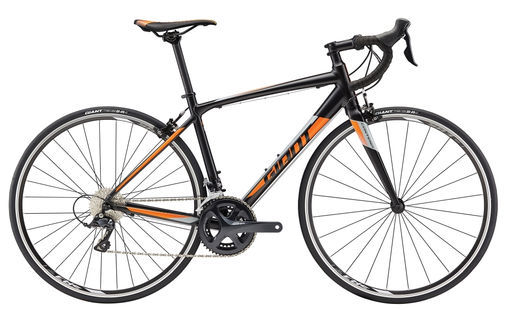 GIANT Contend 1 S Black S - Fahrradhaus Haske