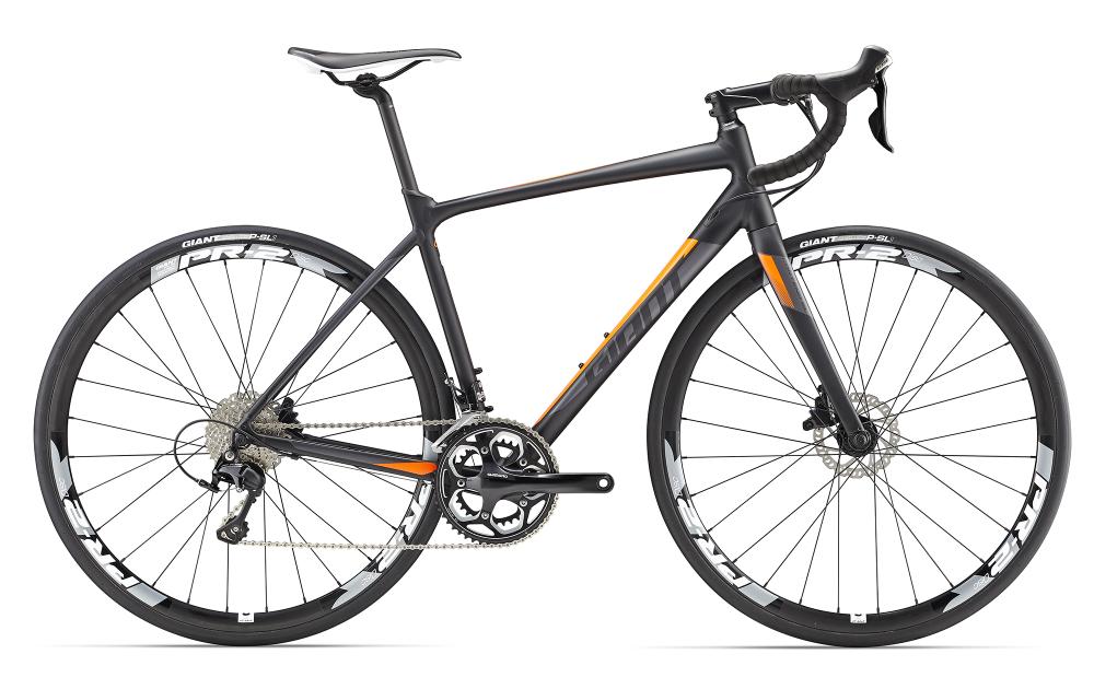 GIANT Contend SL 1 Black Disc S - Bergmann Bike & Outdoor