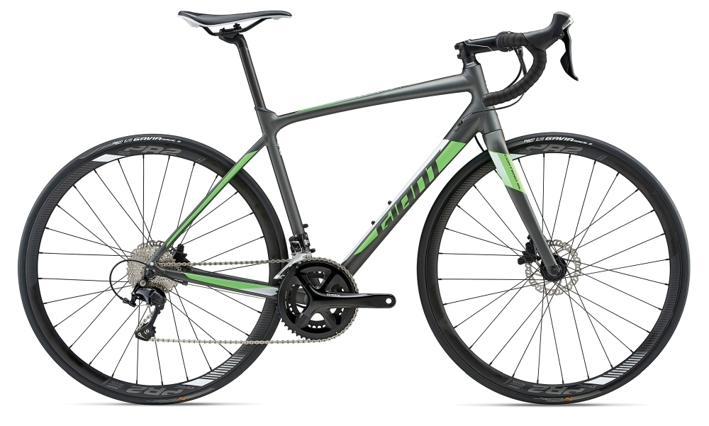 GIANT Contend SL 1 Disc M Charcoal M - Fahrradhaus Haske