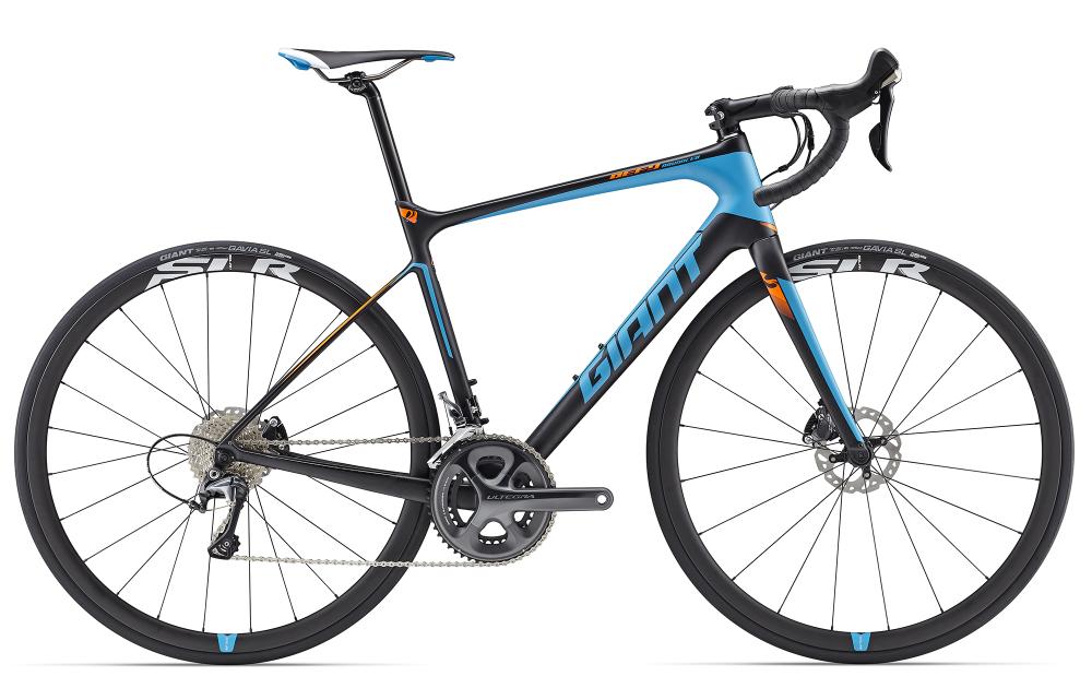 GIANT Defy Advanced Pro 1 Comp S - Bergmann Bike & Outdoor