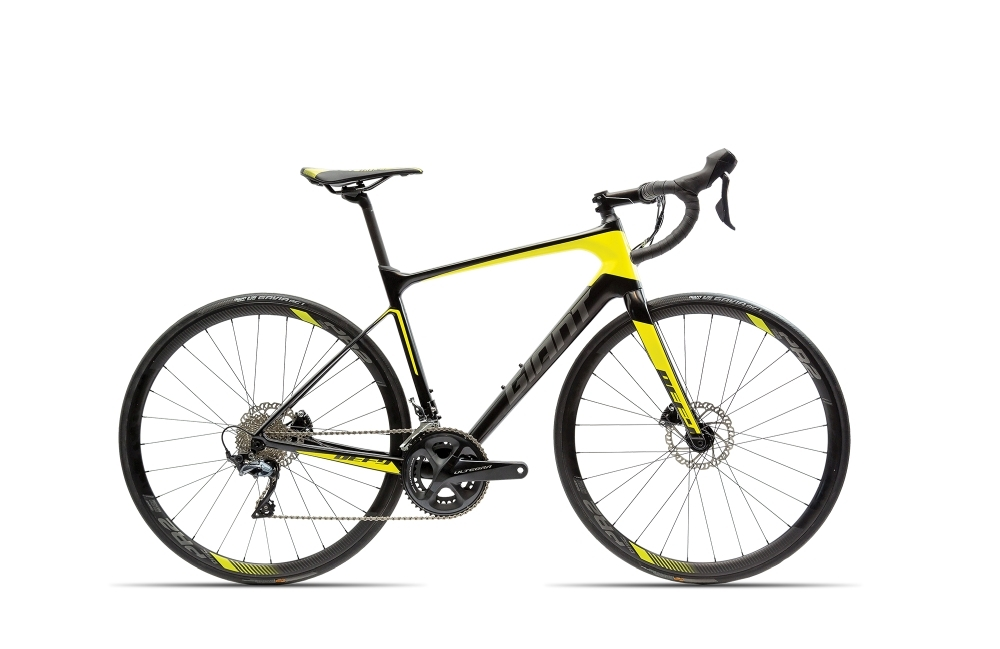 GIANT Defy Advanced 1-HRD L Carbon L - Bergmann Bike & Outdoor
