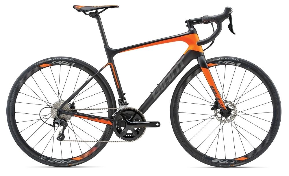 GIANT Defy Advanced 2 L Carbon L - Fahrradhaus Haske