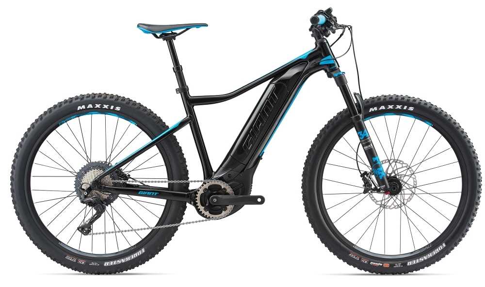 GIANT Dirt-E+ 0 Pro 25km/h XL Black/Blue XL - Fahrradhaus Haske
