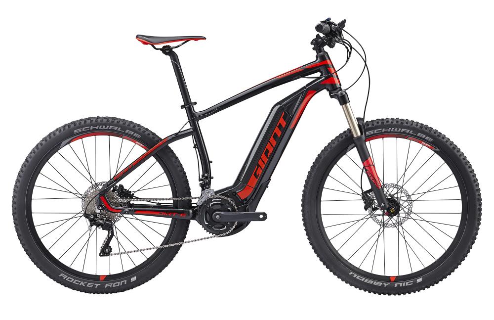 GIANT Dirt-E+ 1 Black/Red S - Bergmann Bike & Outdoor