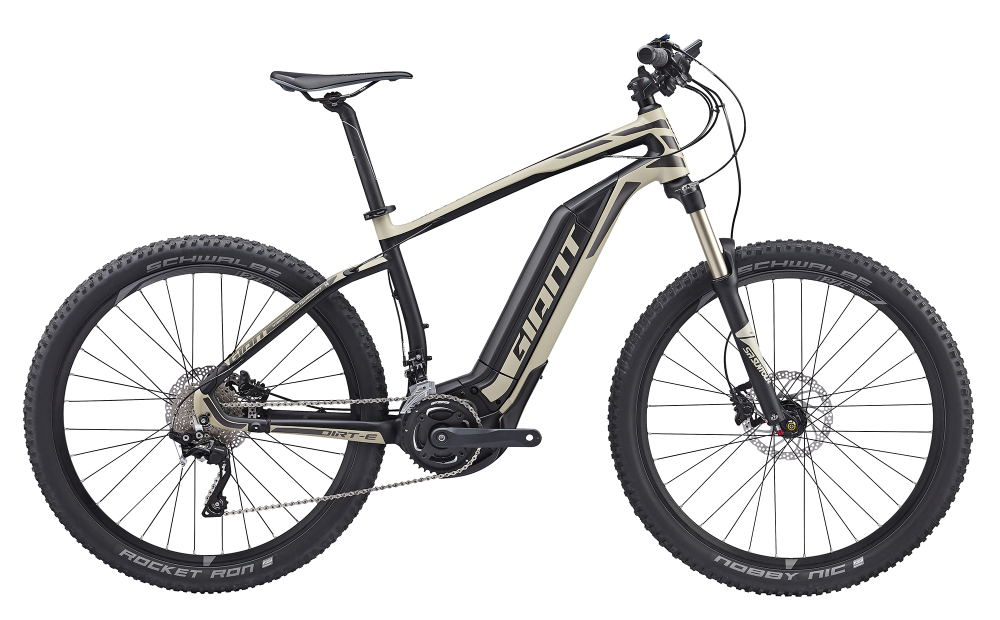 GIANT Dirt-E+ 1 Kaki S - Bergmann Bike & Outdoor