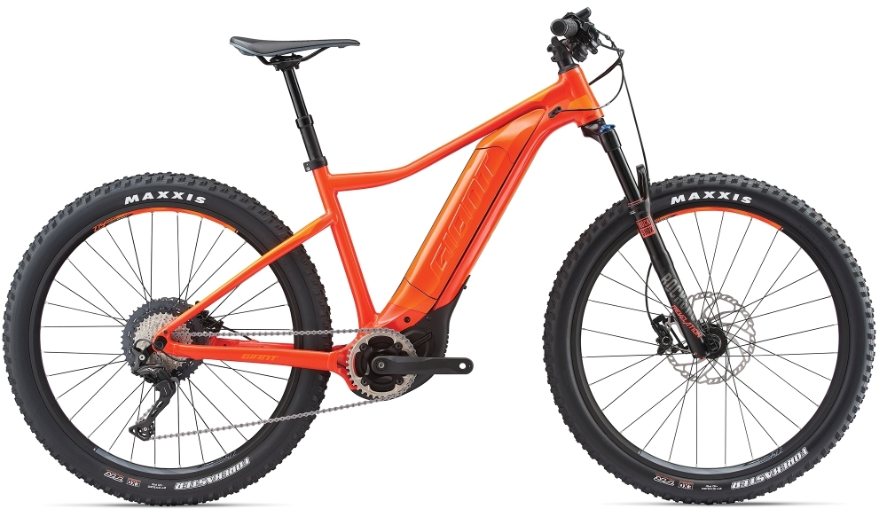 GIANT Dirt-E+ 1 Pro 25km/h L Neon Red/Orange L - Bergmann Bike & Outdoor
