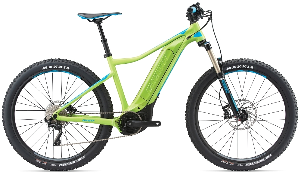 GIANT Dirt-E+ 2 Pro 25km/h S Green/Blue S - Bike Maniac