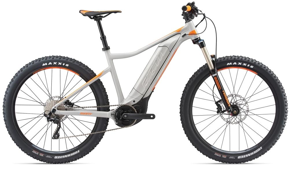 GIANT Dirt-E+ 2 Pro 25km/h S Grey/Neon Orange S - Bike Maniac