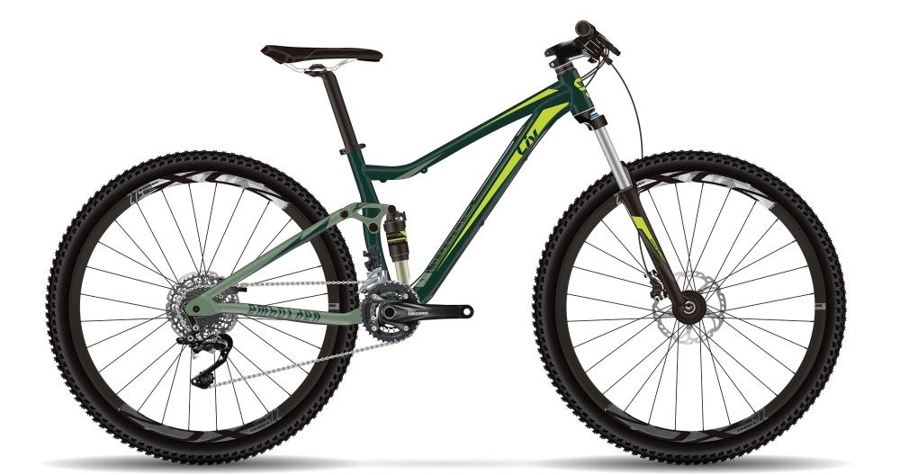 LIV Embolden 1 GE XS Dark Green XS - Fahrradhaus Haske