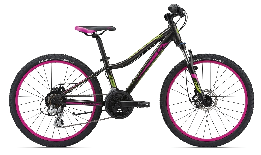 LIV Enchant 1 24 Disc Charcoal 24´´ - Bike Maniac