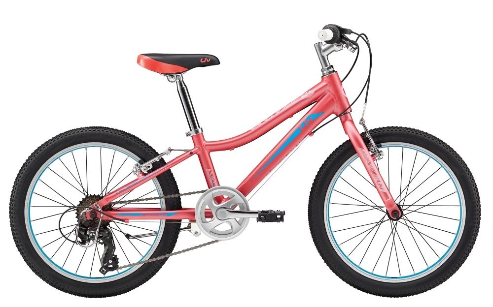 LIV Enchant 20 Lite Red 20´´ - Bergmann Bike & Outdoor