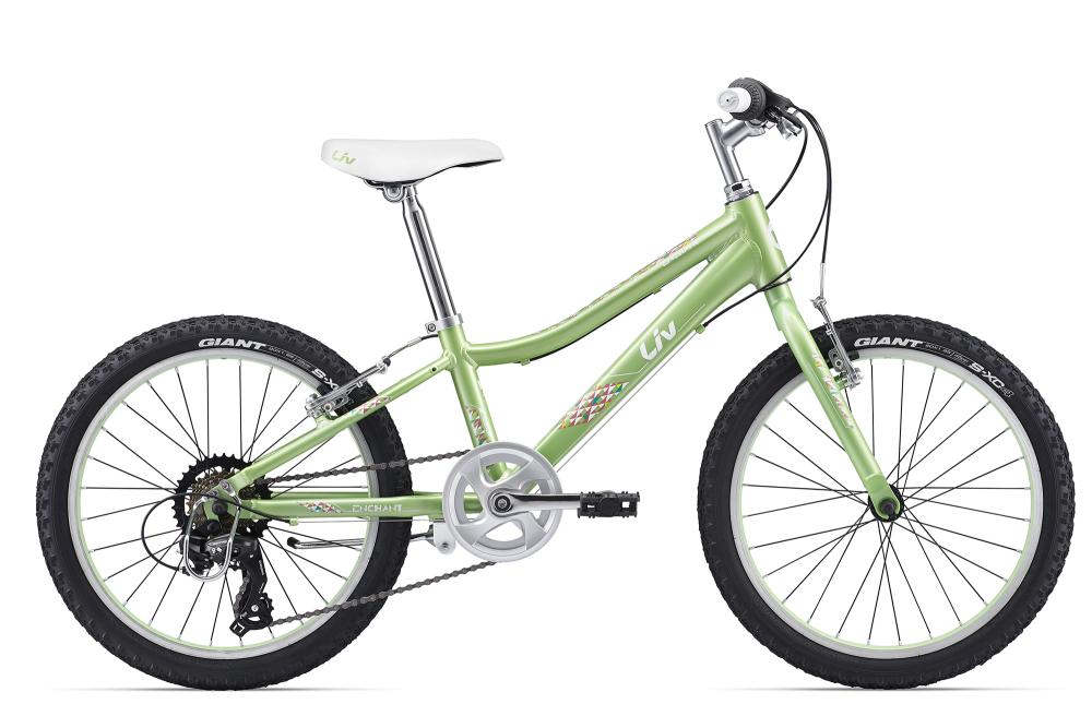 LIV Enchant Lite Green 20´´ - Bergmann Bike & Outdoor