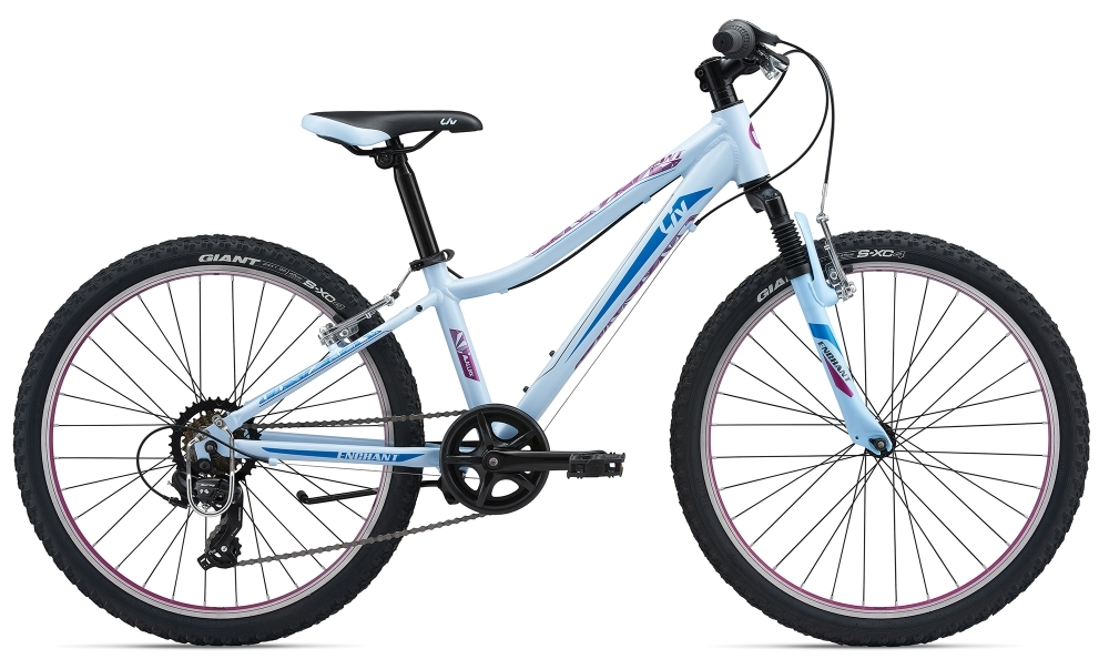 LIV Enchant 2 24 Light Blue 24´´ - Bike Maniac