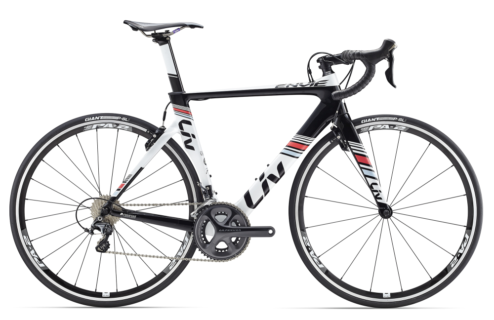 LIV Envie Advanced 1 White/Coral Red XS - Bergmann Bike & Outdoor
