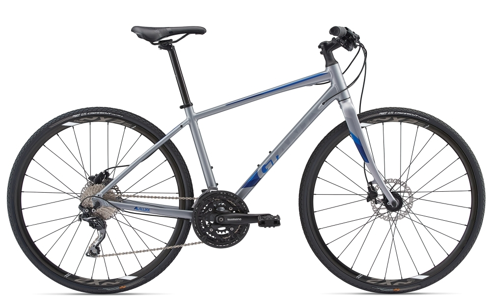 GIANT Escape 0 Disc M Silver M - Bergmann Bike & Outdoor