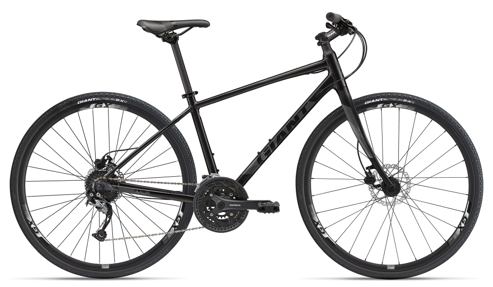 GIANT Escape 1 Disc M Black M - Bergmann Bike & Outdoor