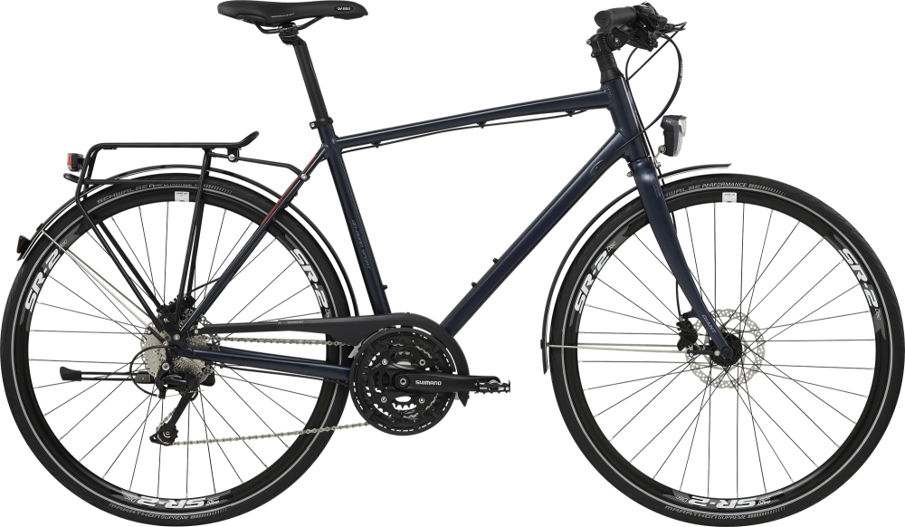 GIANT FastCity RS 1 GTS Navy M - Bergmann Bike & Outdoor