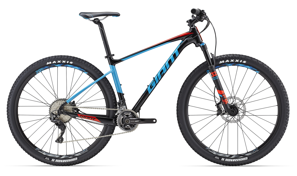 GIANT Fathom 29er 0 Black S - Bergmann Bike & Outdoor
