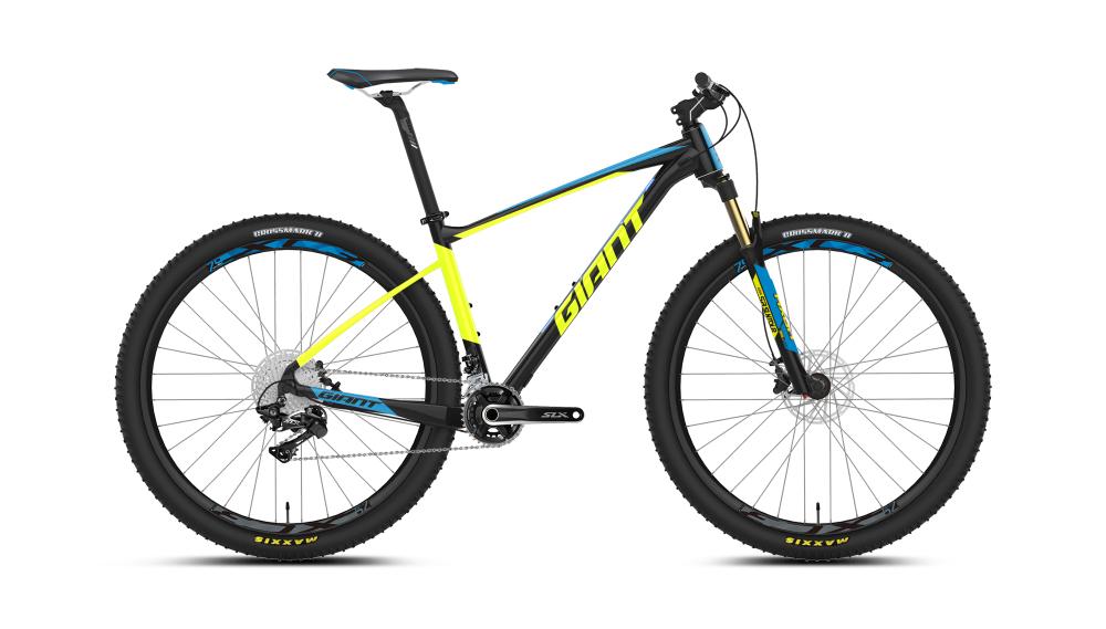 GIANT Fathom 29er 1 LTD Blue S - Bergmann Bike & Outdoor