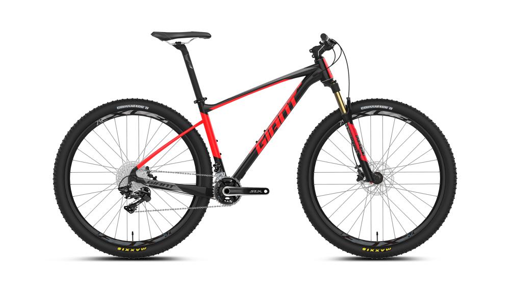 GIANT Fathom 29er 1 LTD Red S - Bergmann Bike & Outdoor
