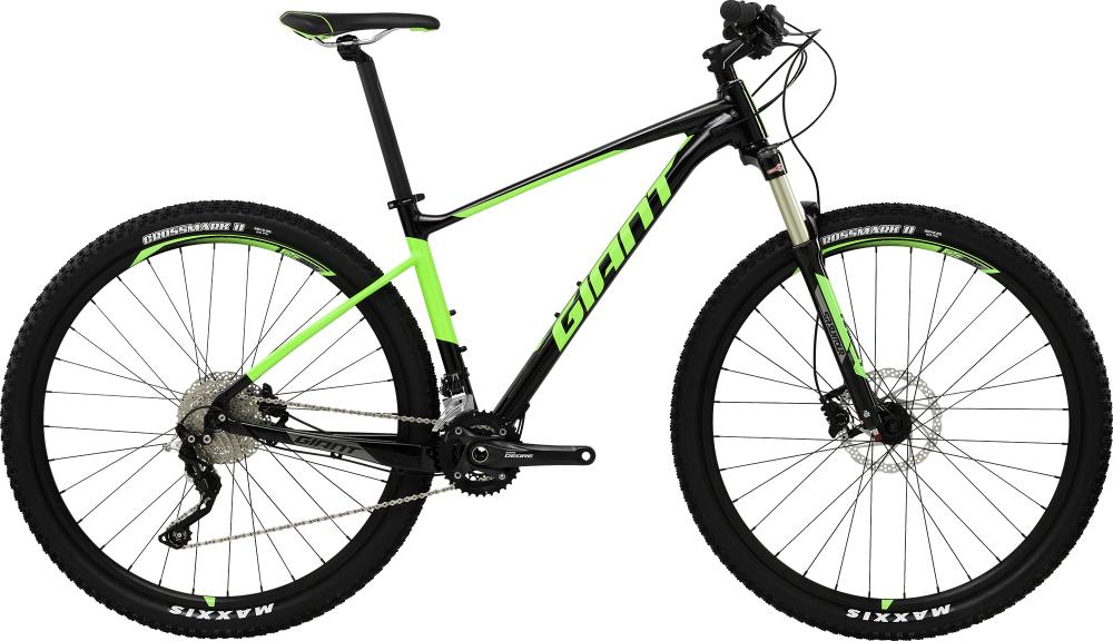 GIANT Fathom 29er 2 LTD Green S - Bergmann Bike & Outdoor