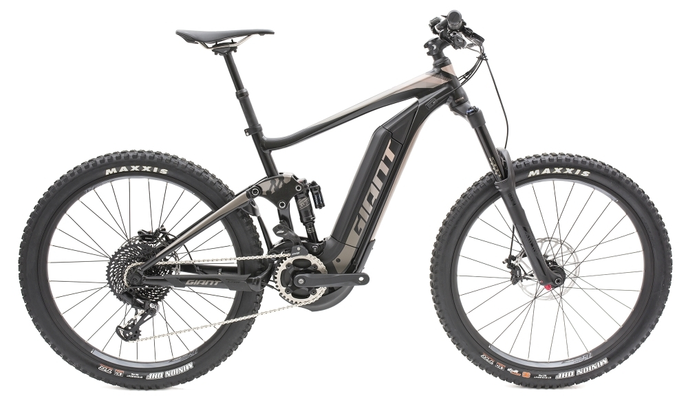 GIANT Full-E+ 0 SX Pro 25km/h S Black/Charcoal S - Bike Maniac
