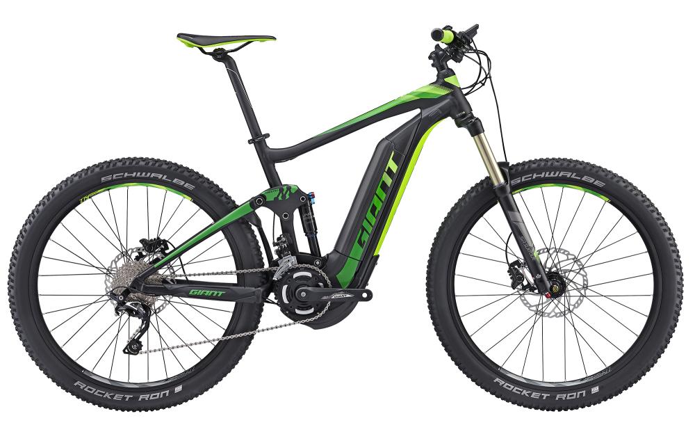 GIANT Full-E+ 2 BLK/GRN POWER S - Bergmann Bike & Outdoor