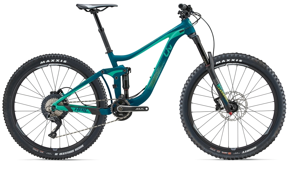 LIV Hail 2 M Teal M - Bergmann Bike & Outdoor