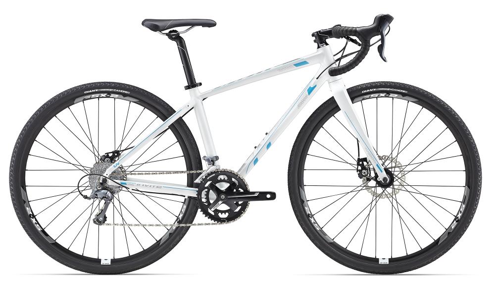 LIV Invite 2 White XS - Bergmann Bike & Outdoor