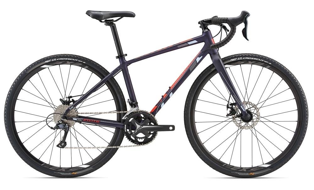 LIV Invite L Dark Purple L - Bergmann Bike & Outdoor
