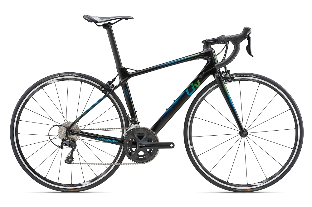 LIV Langma Advanced 2 XS Black XS - Bike Maniac