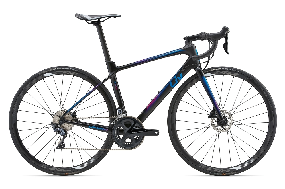 LIV Langma Advanced Disc XS Dark Blue XS - Bike Maniac