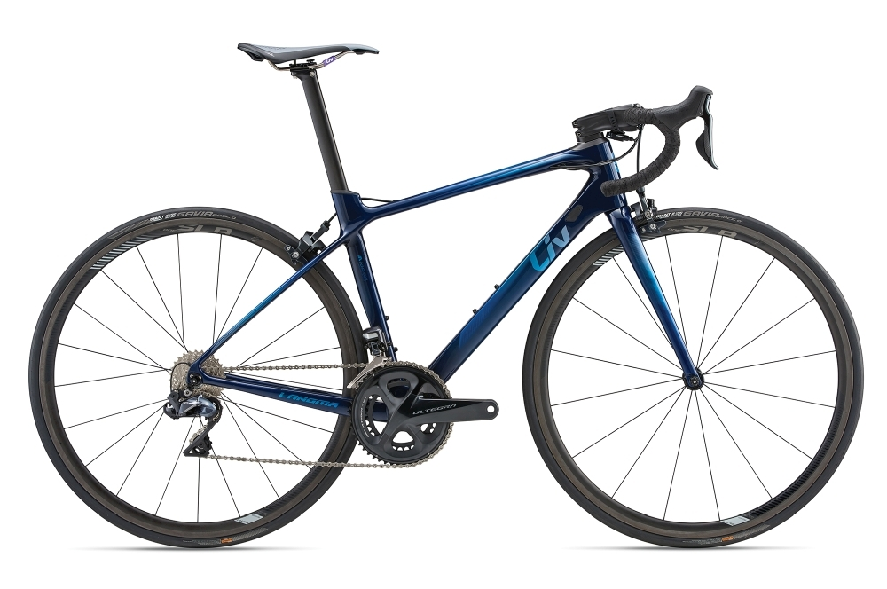 LIV Langma Advanced Pro 0 XS Dark Blue XS - Bike Maniac