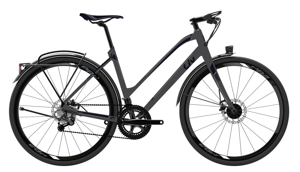 LIV Lissom RS 1 L Dark Gray L - Fahrradhaus Haske
