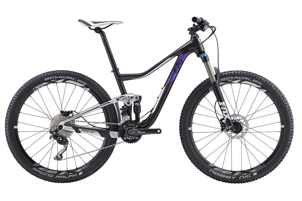 LIV Pique 3 Black/Silver XS - Bergmann Bike & Outdoor